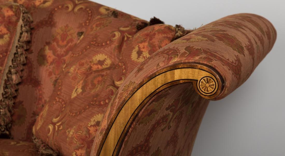 Southwood Sheraton Style Sofa - Signed - 2