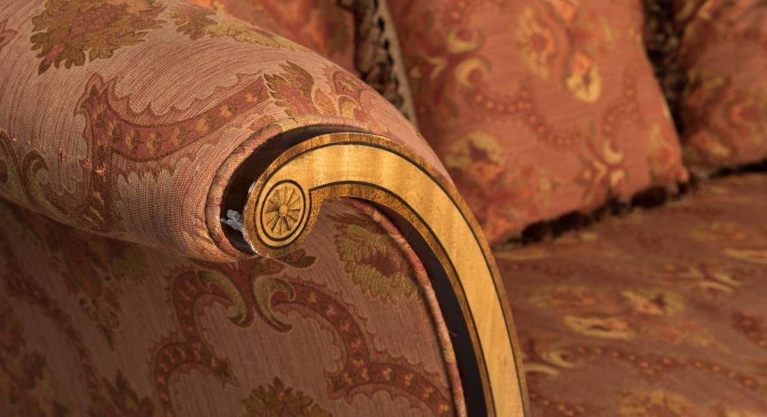 Southwood Sheraton Style Sofa - Signed - 3