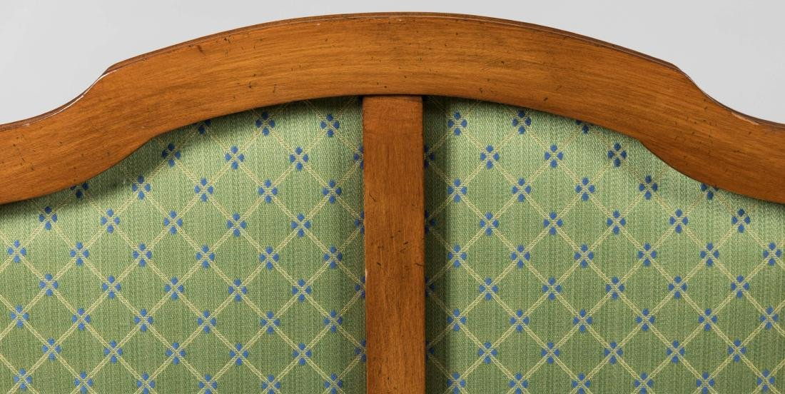 Pair French Style Arm Chairs - 4