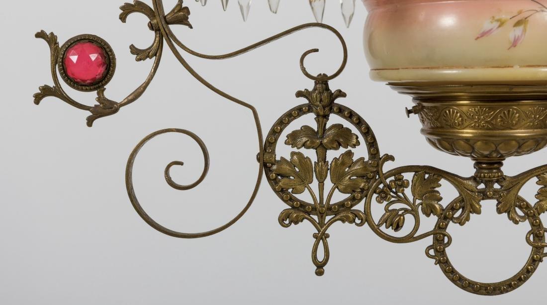 Victorian Hanging Lamp - 3
