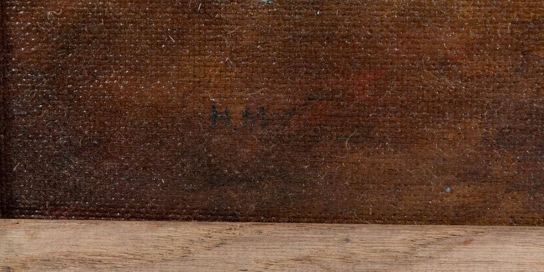 Oil Still Life - Monogrammed HM (Henry Mattson) - 3