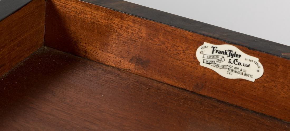 Frank Taylor & Co. Ebonized Game Table - Signed - 5