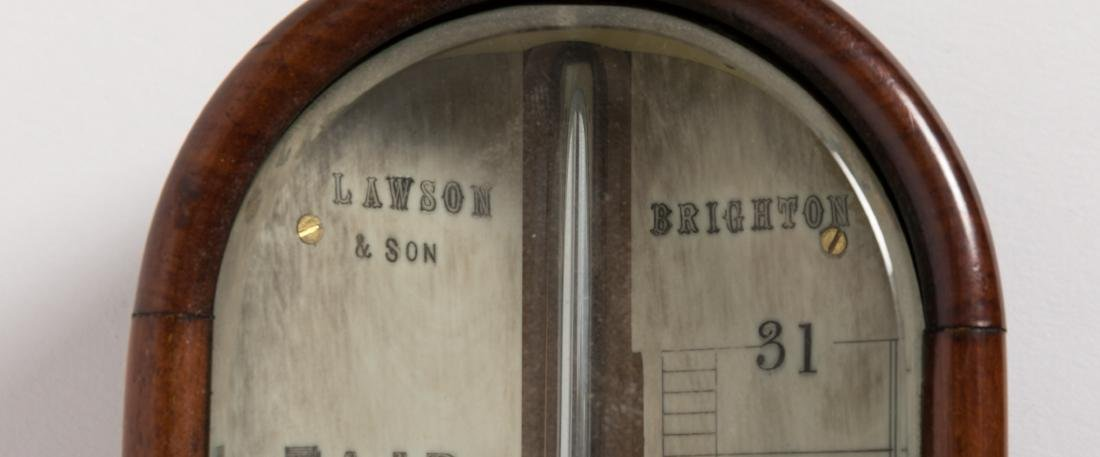 Lawson and Son Barometer/Thermometer - 3