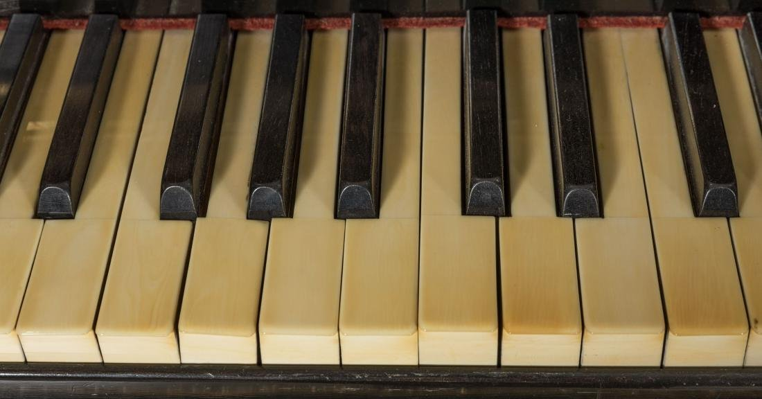 Van Overbergh Exceptional Boulle Piano - 6