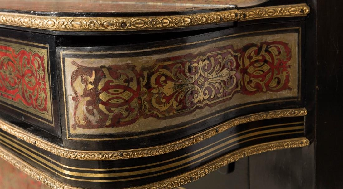 Van Overbergh Exceptional Boulle Piano - 9