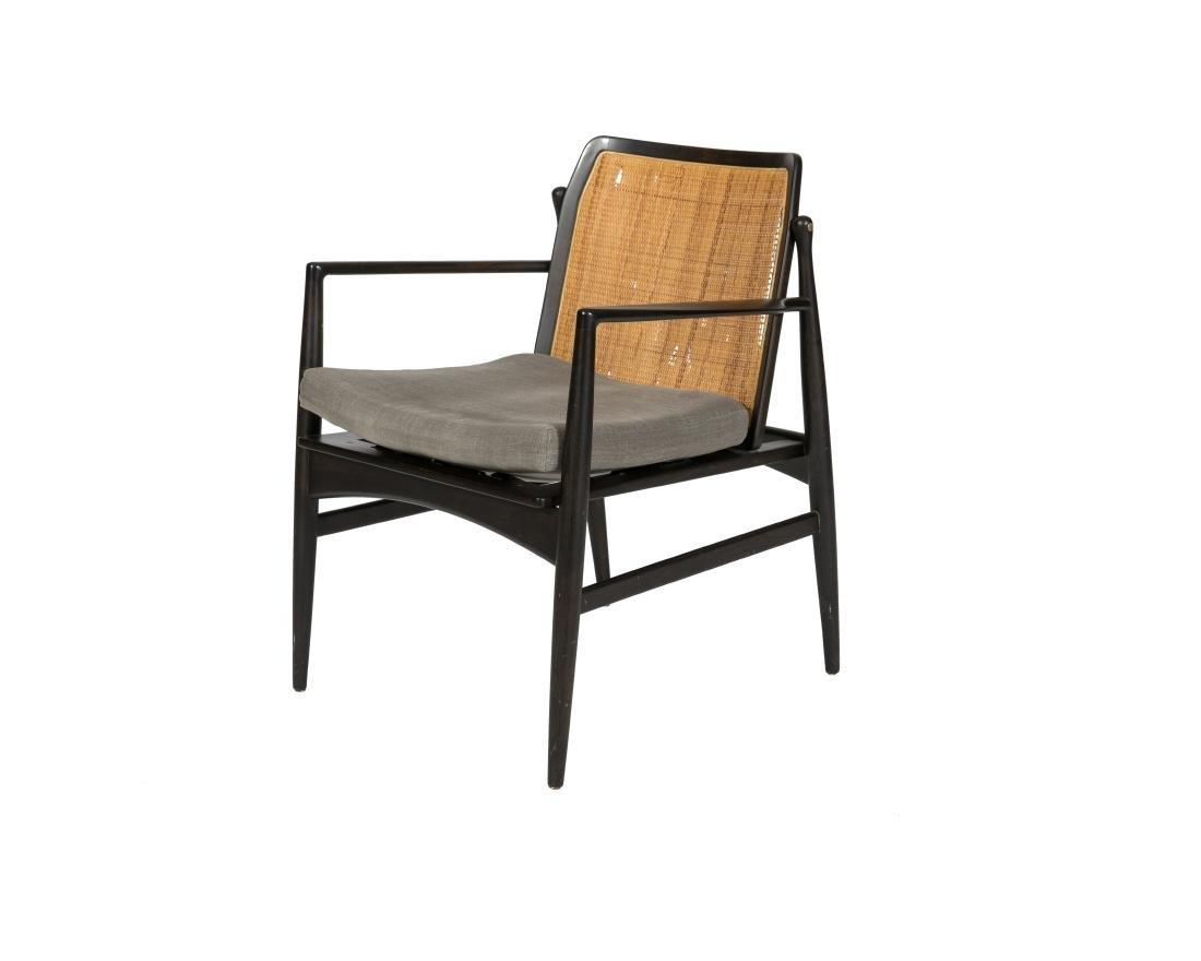 Kofod Larsen Cane Back Chair