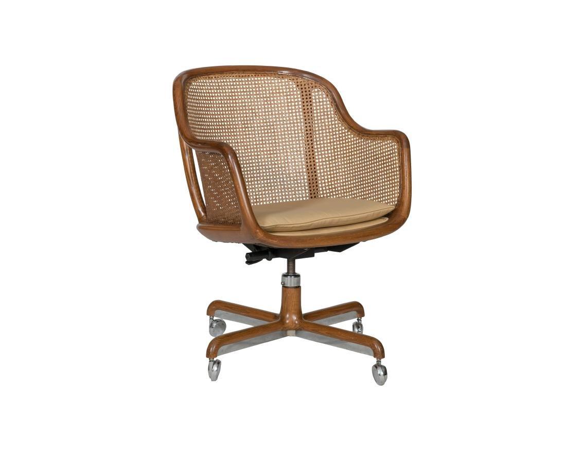Ward Bennett for Brickell Bentwood Chair