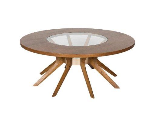 Super Broyhill Brasilia Cathedral Coffee Table Uwap Interior Chair Design Uwaporg