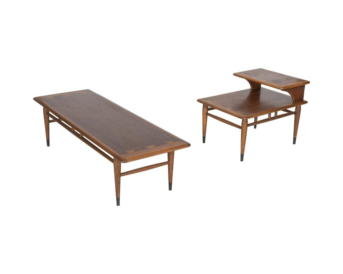 Lane Coffee Table and Step Table