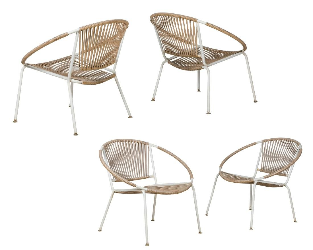 Spaghetti Hoop Chairs - Four