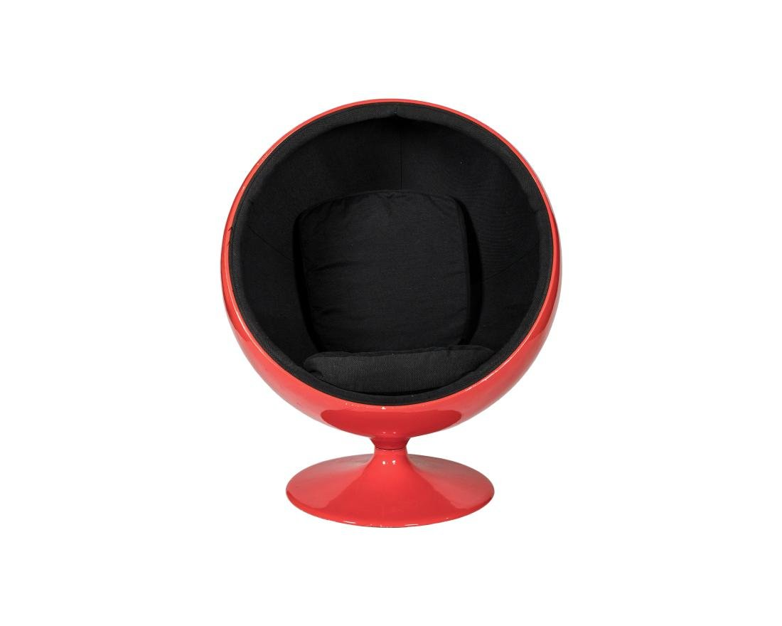 Red Ball Chair
