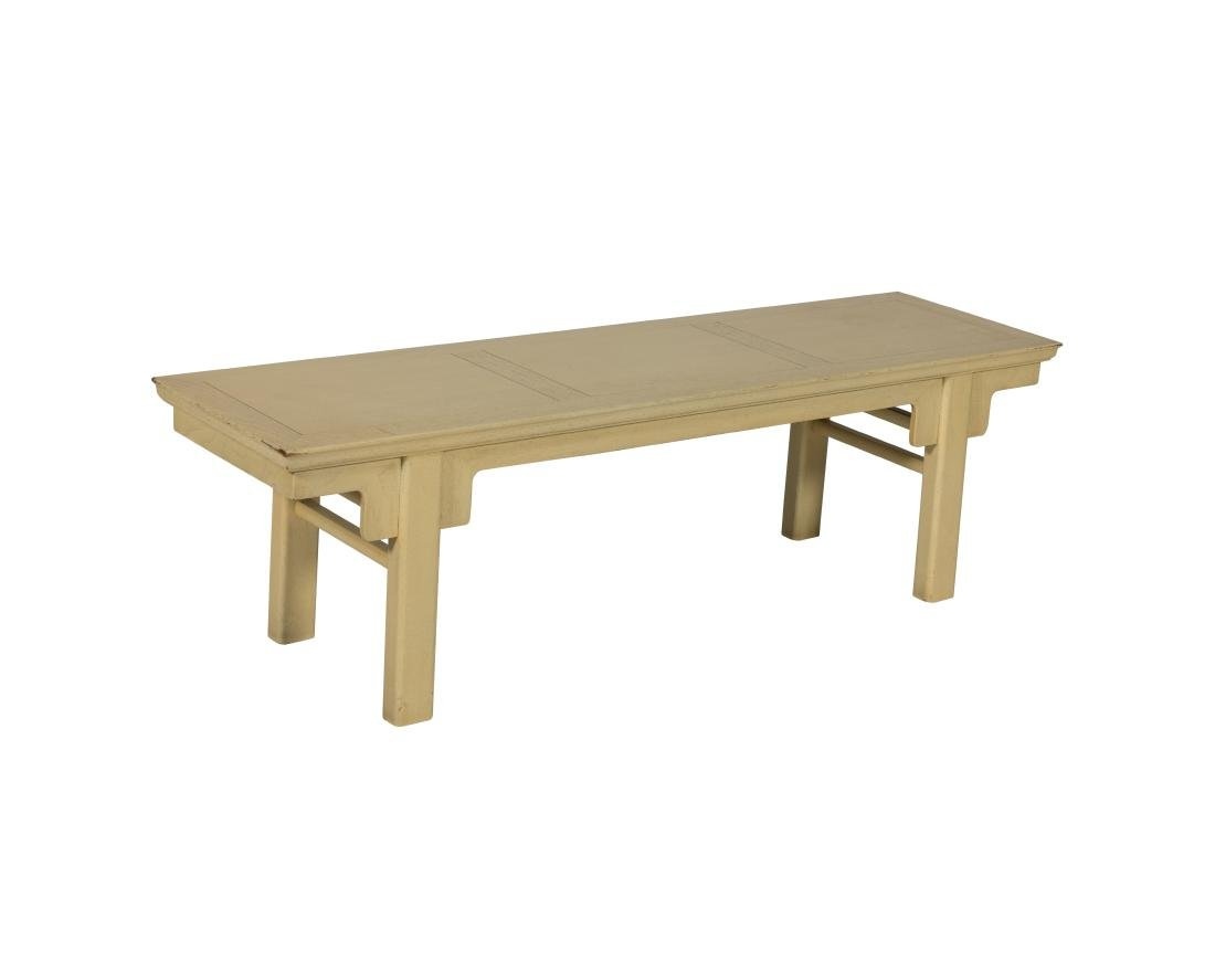 Michael Taylor for Baker Table/Bench