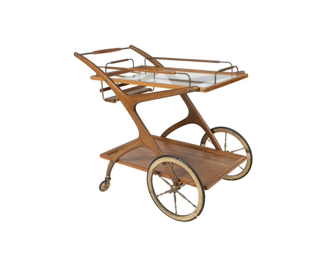 Salca Italian Serving Cart