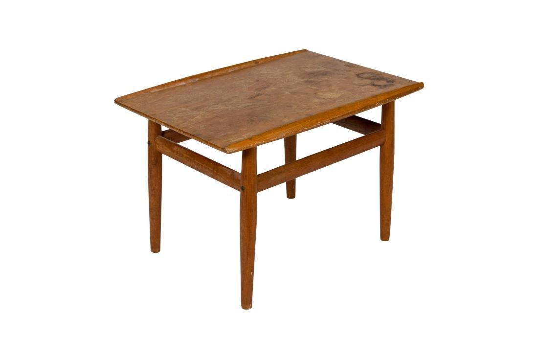 Grete Jalk Glostrup Mobelfabrik Side Table