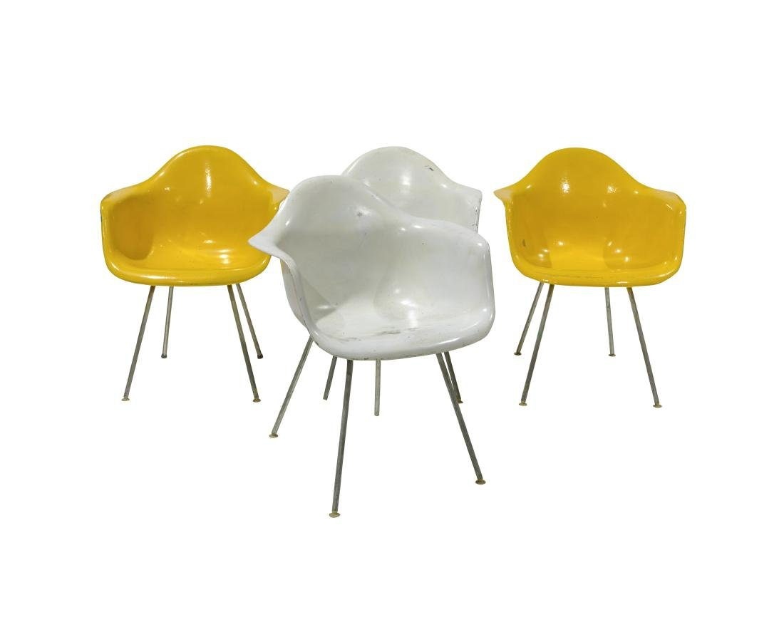 Charles Eames for Herman Miller Tulip Chairs