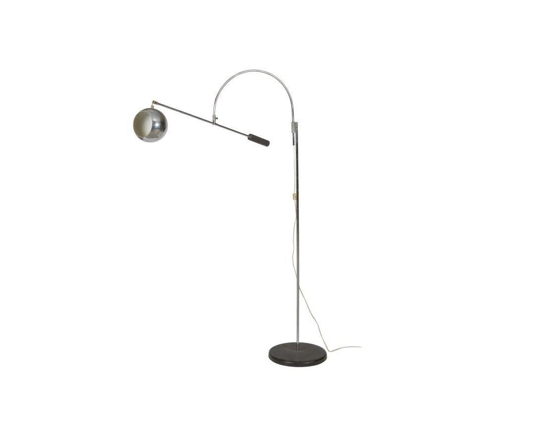 Robert Sonneman Orbit Floor Lamp