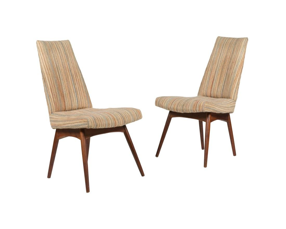 Adrian Pearsall Side Chairs - Pair