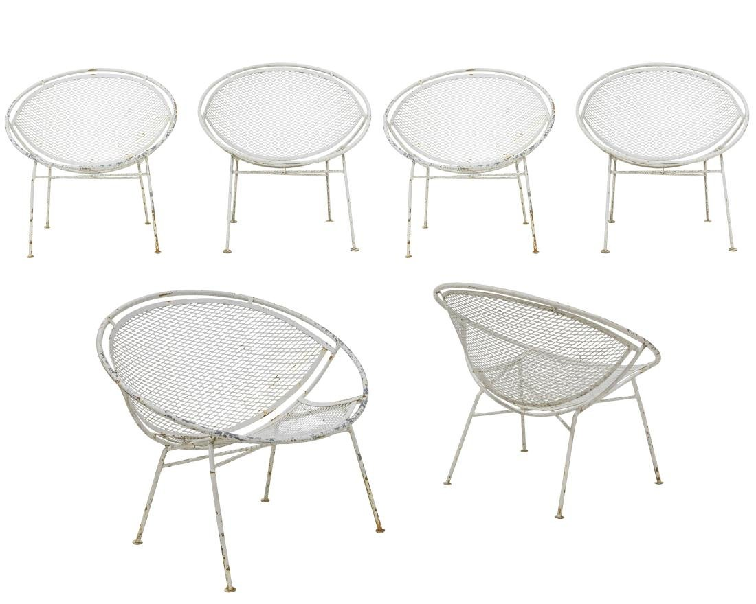 Maurizio Tempestini for Salterini Chairs - Six