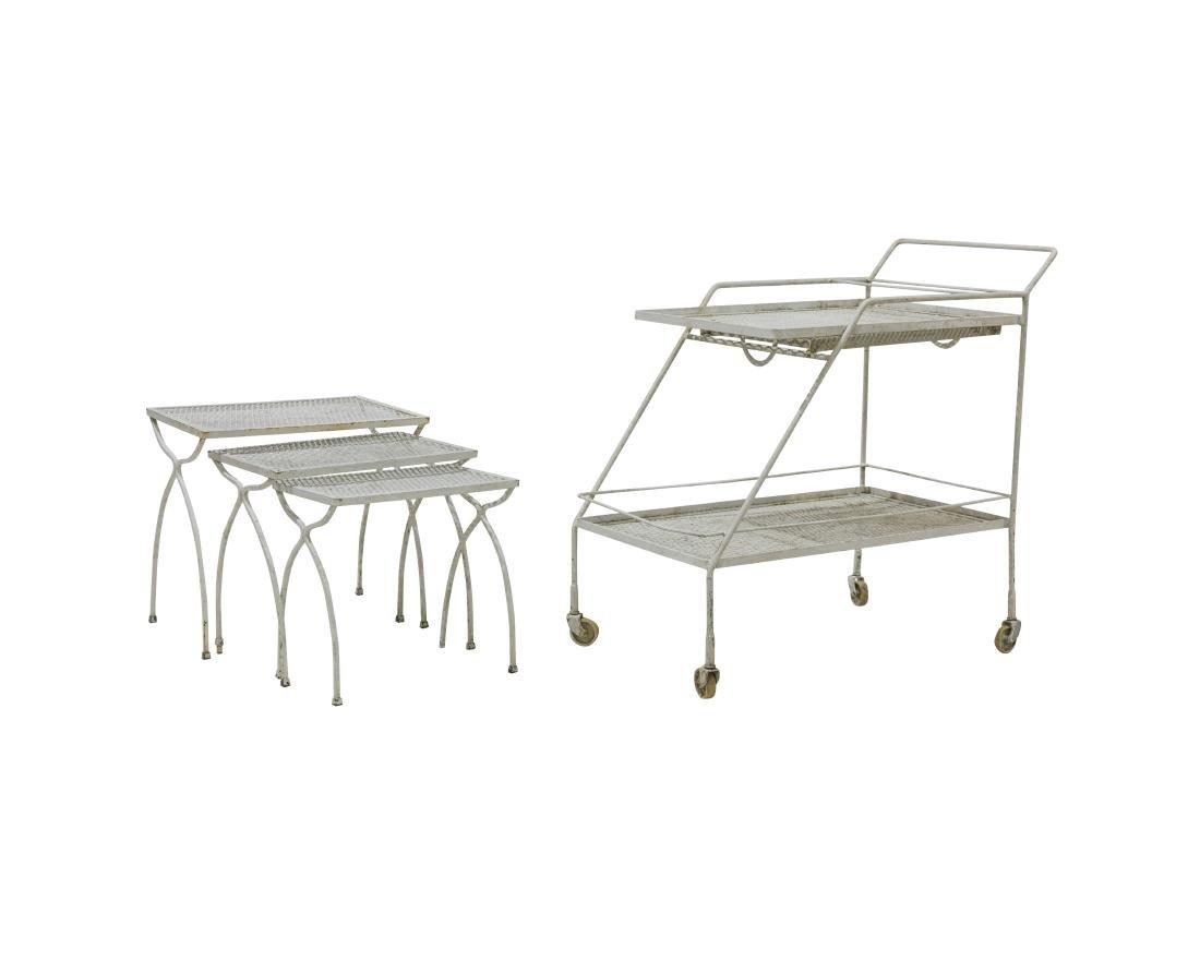Maurizio Tempestini for Salterini Cart and Tables