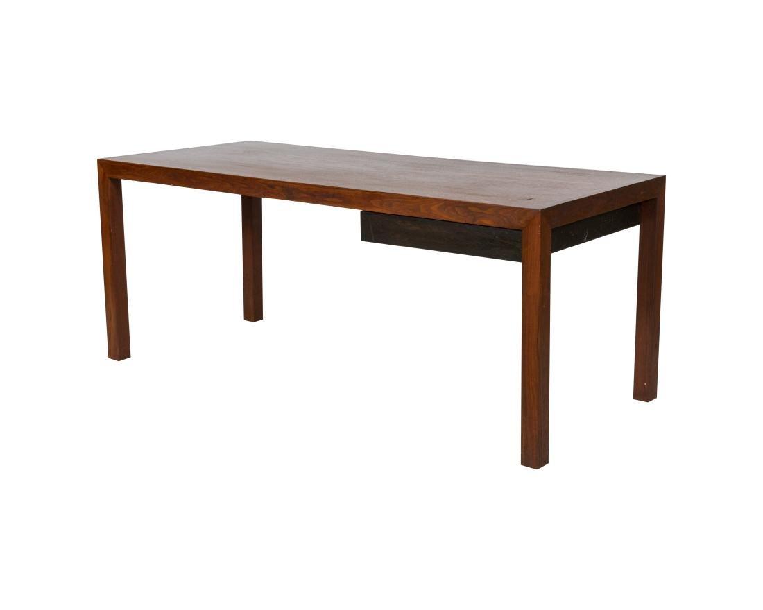 Dunbar Style Teak and Ebony Coffee Table