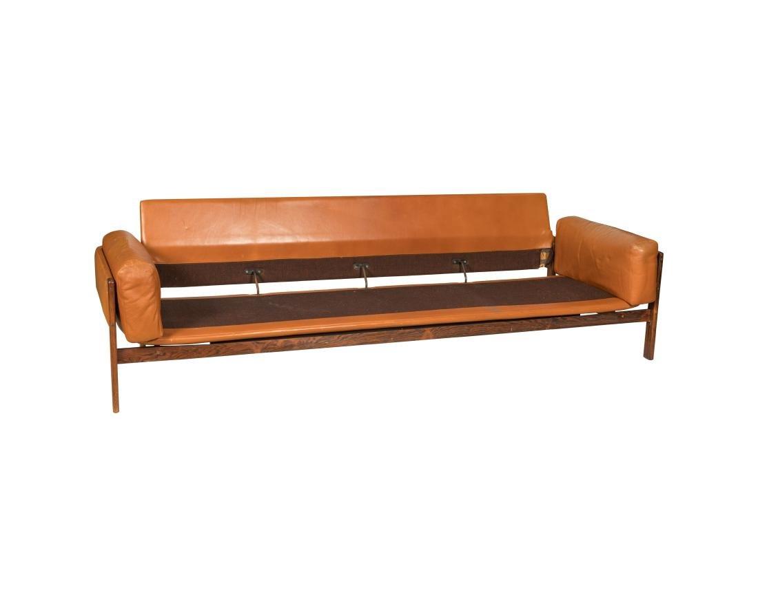 Dokka Norway Rosewood Sofa Frame