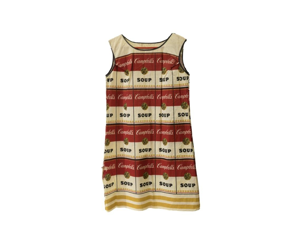 "Andy Warhol ""Souper Dress"""