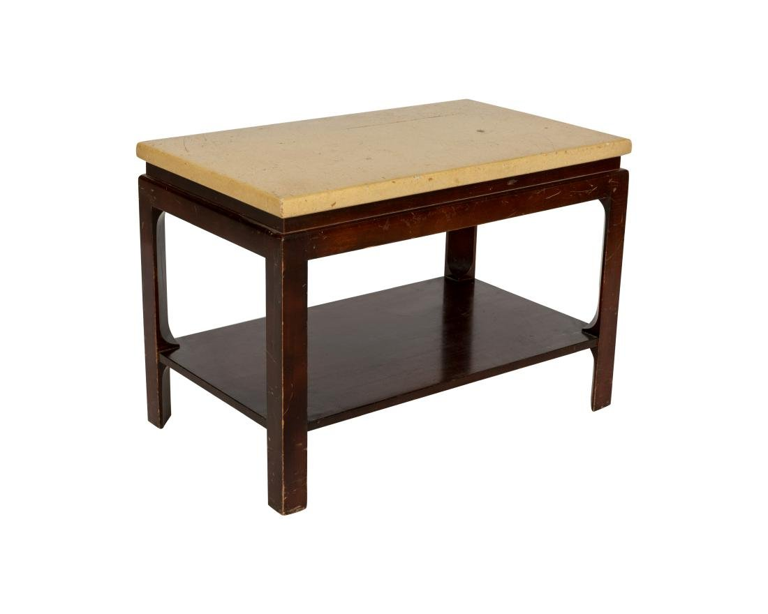 Paul Frankl Cork Top Side Table