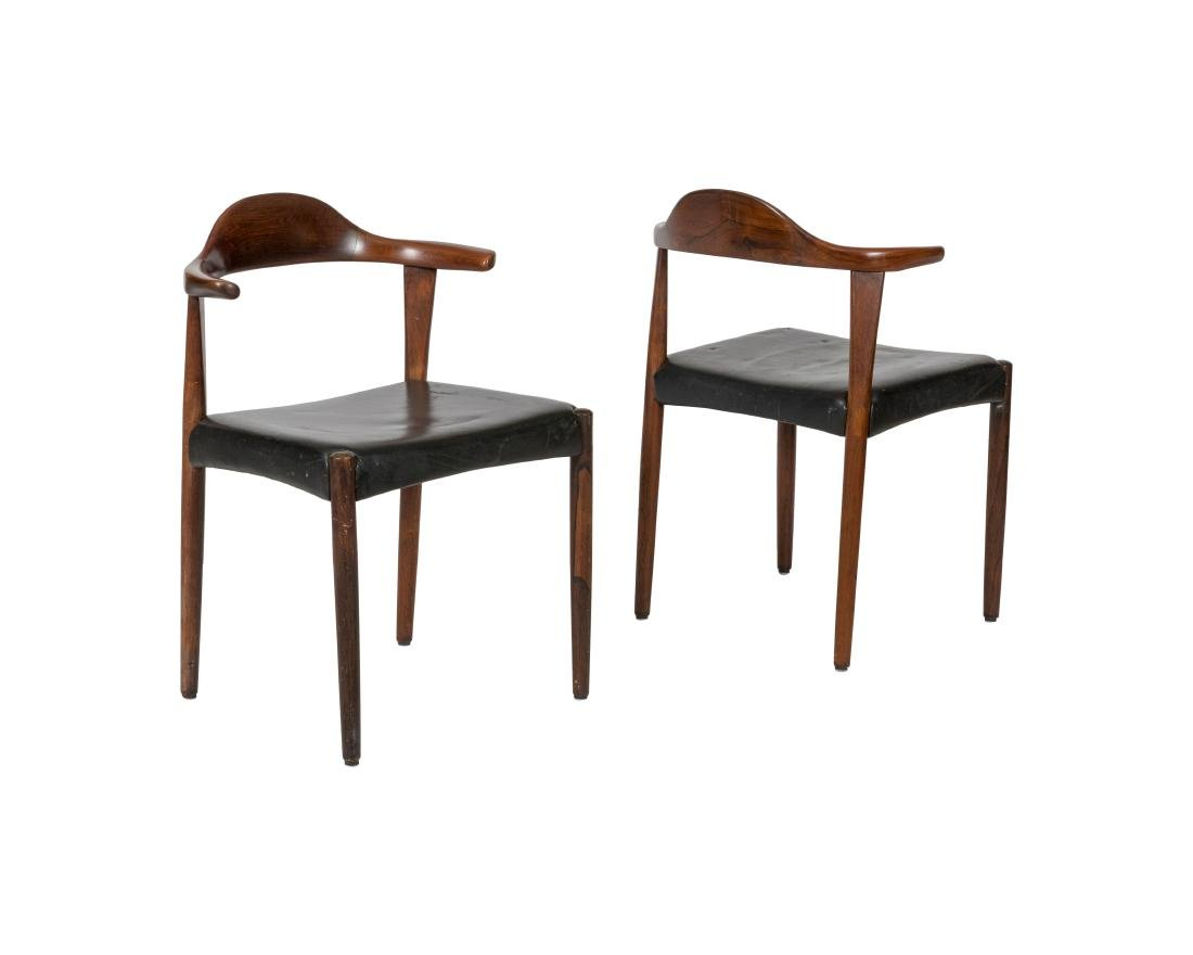 Harry Ostergaard for Randers Mobelfabrik Chairs