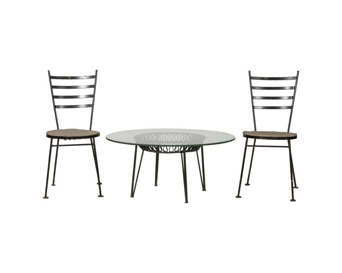 Maurizio Tempestini for Salterini Table and Chairs