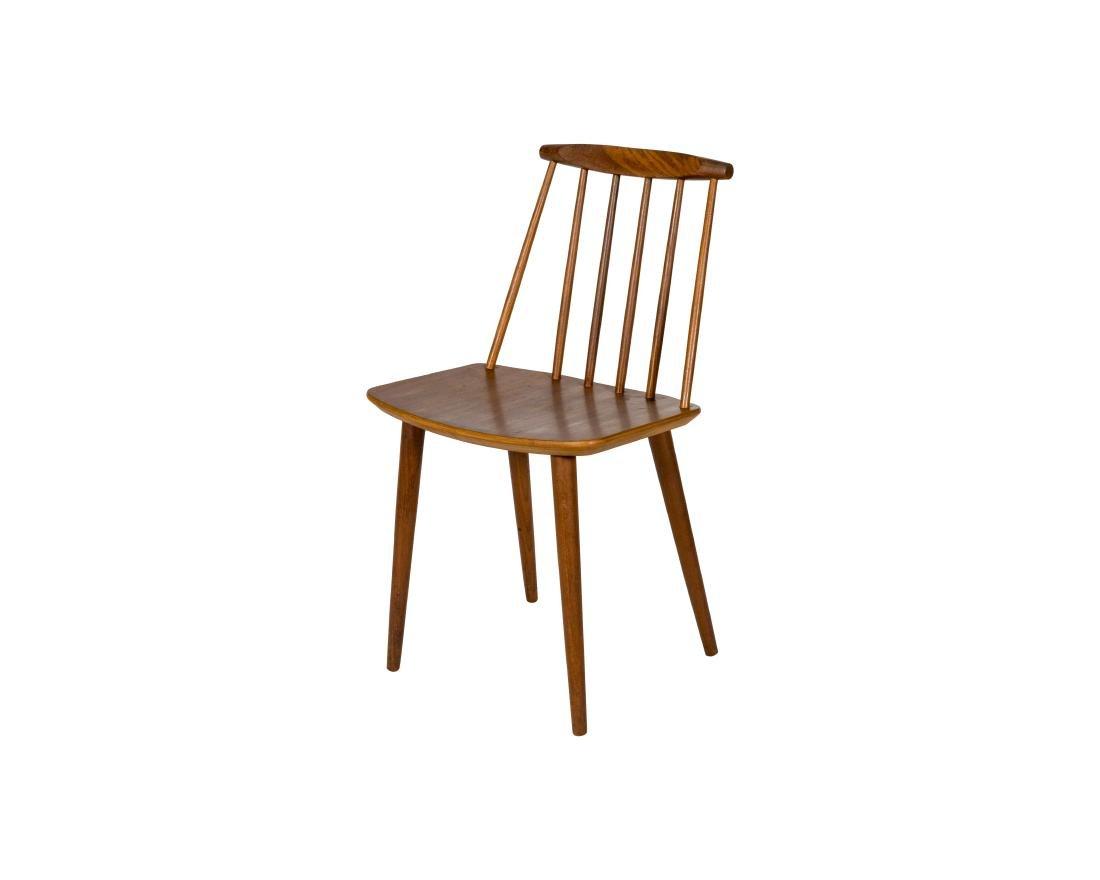 Folke Palsson for FDB Mobelfabrik J77 Chair