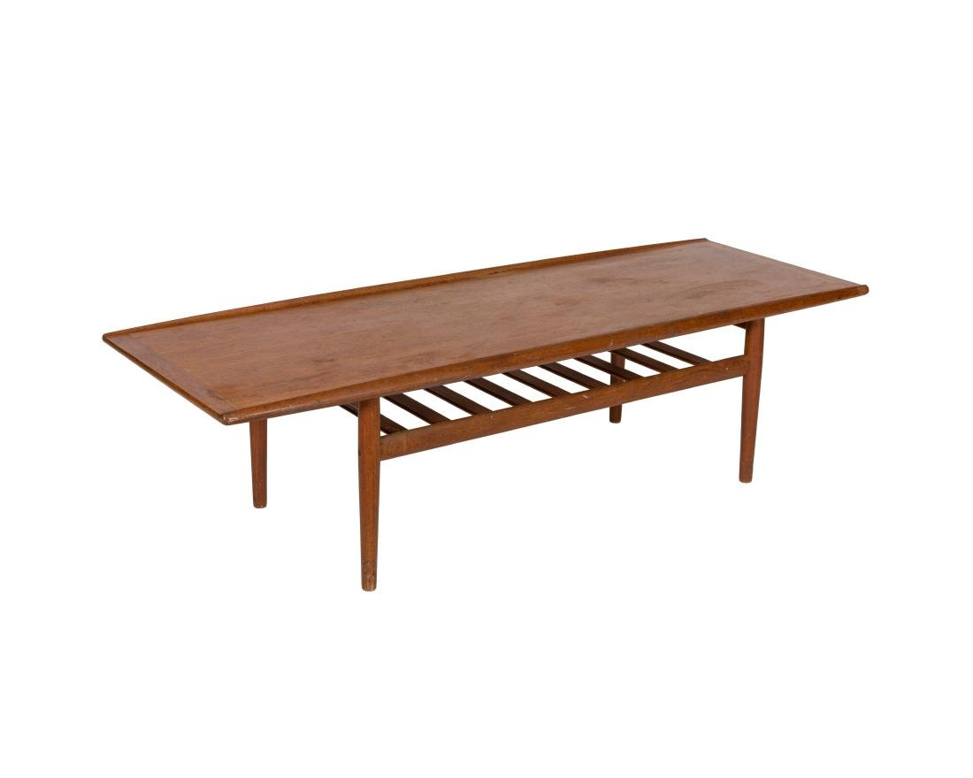 Early Grete Jalk Glostrup Mobelfabrik Coffee Table