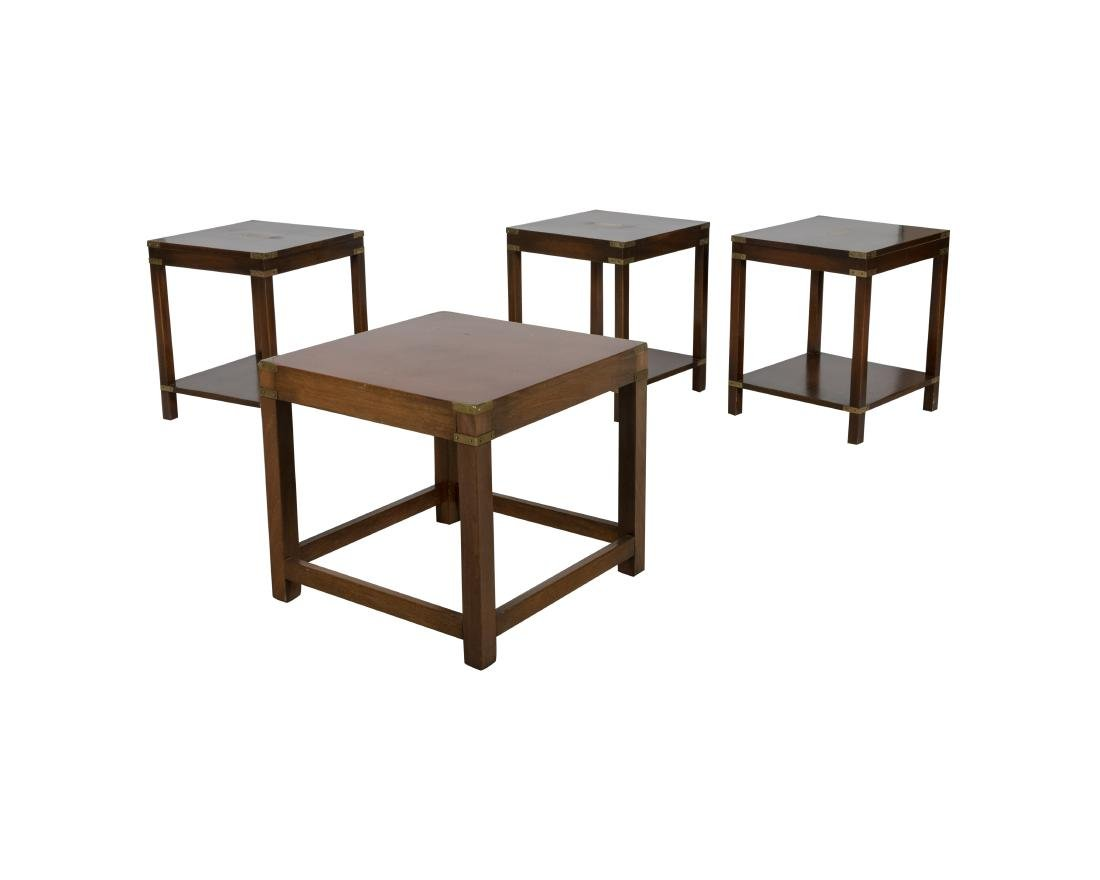 Campaign Style Tables - Four