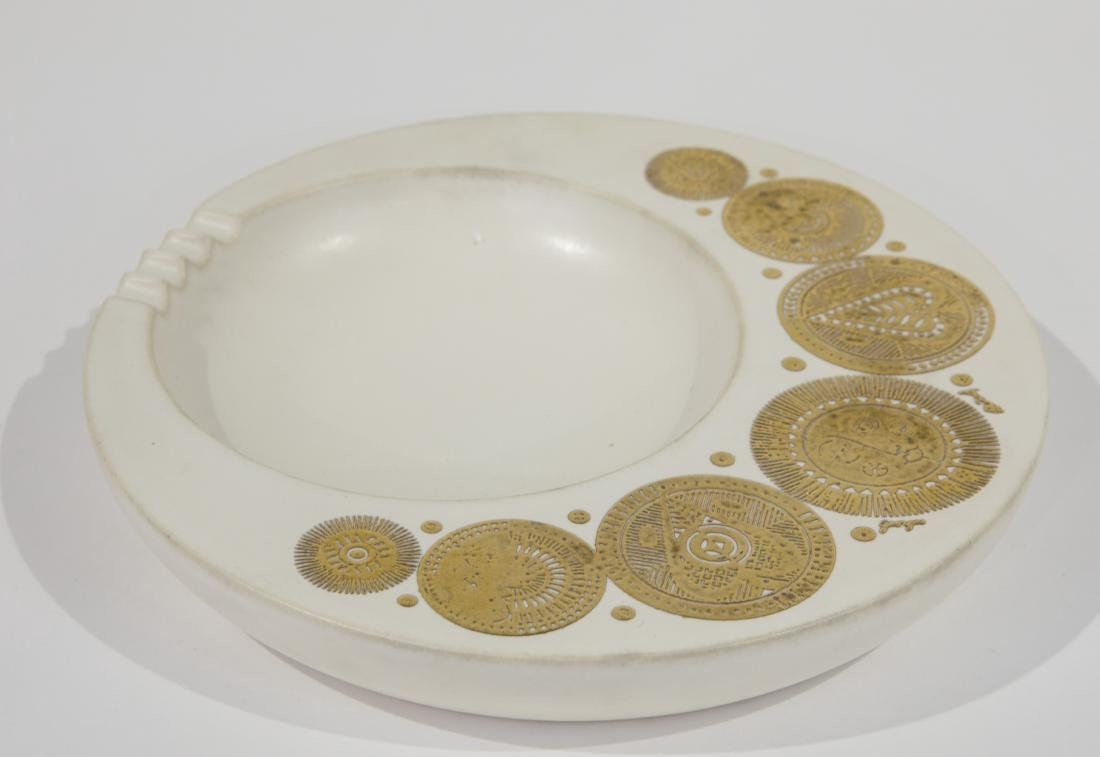 George Briard Ceramic Ashtray