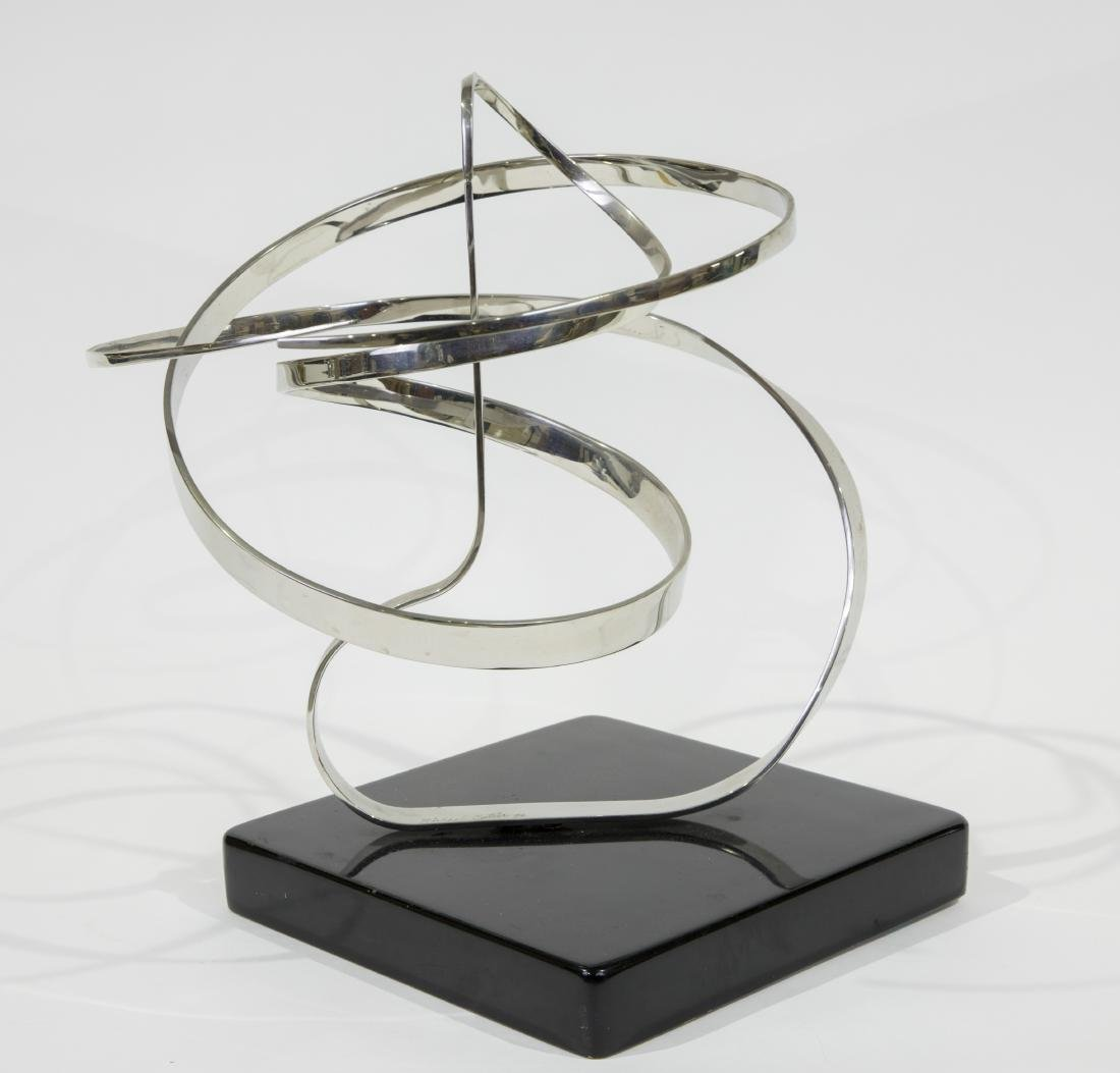 Michael Cutler Kinetic Sculpture - Signed c. 1986