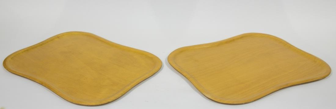 Tapio Wirkkala for Fincraft Birch Trays