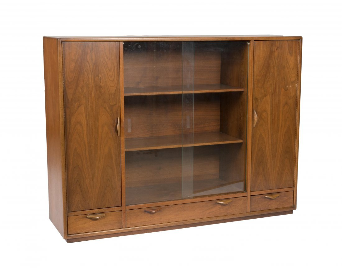 Warren Church Cabinet Bookcase
