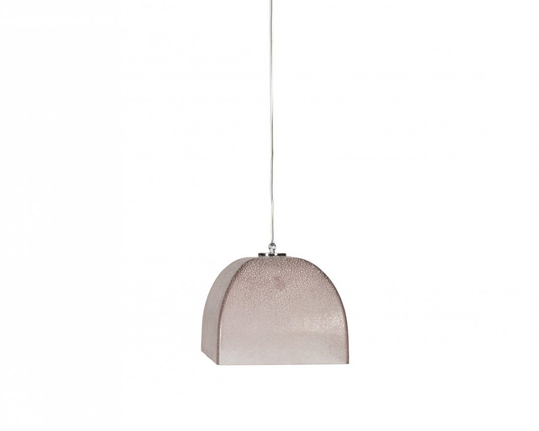 Alfredo Barbini Glass Pendant Lamp