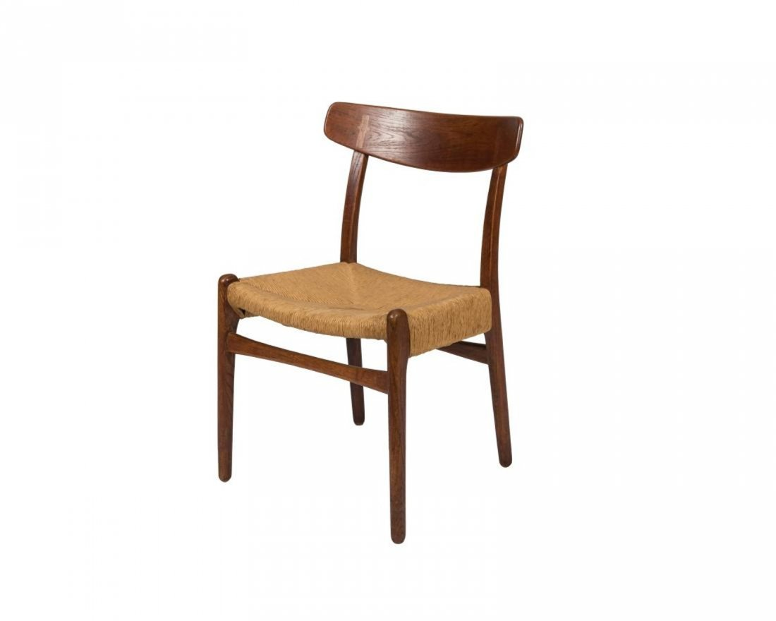 Hans Wegner Style CH 23 Side Chairs - 3