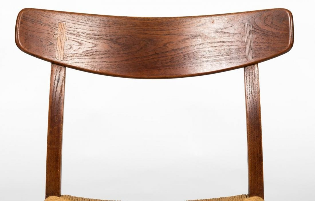 Hans Wegner Style CH 23 Side Chairs - 6