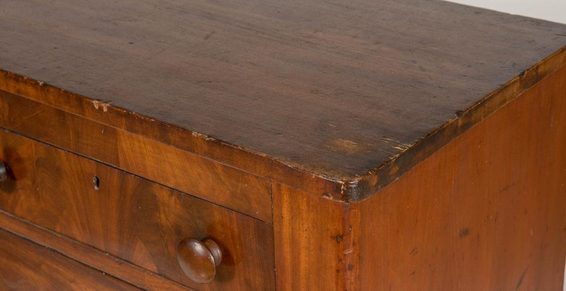 Empire Mahogany Chest - 2