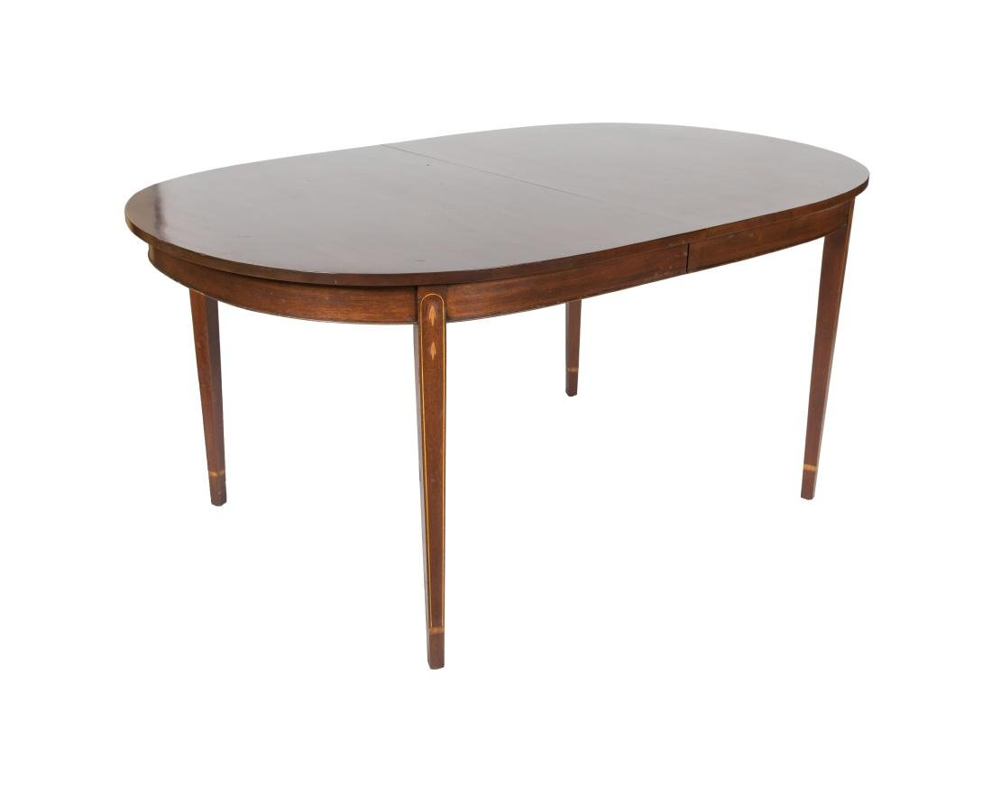 Virginia Galleries Henkel Harris Dining Table