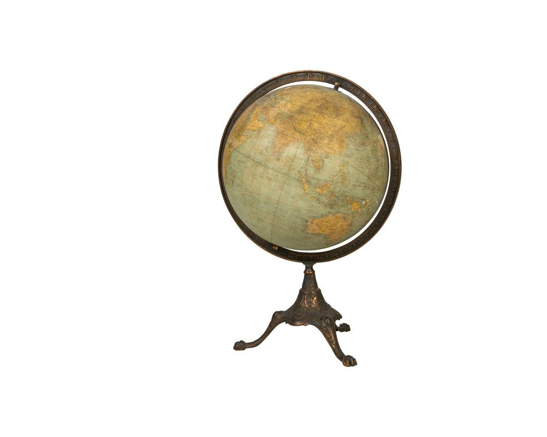 Large Terrestrial Globe