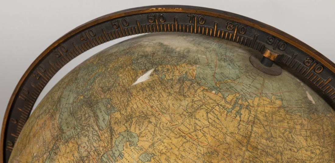 Large Terrestrial Globe - 2