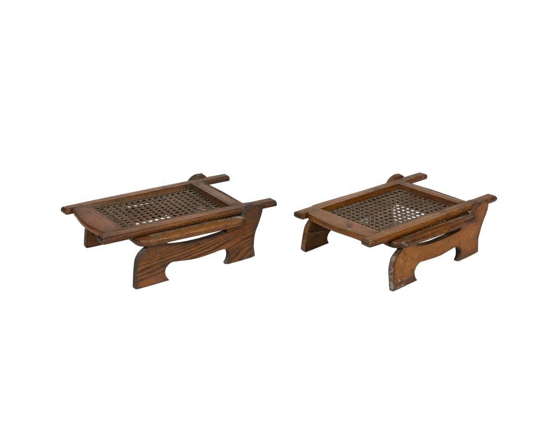 Old Town Folding Canoe Seats - 2