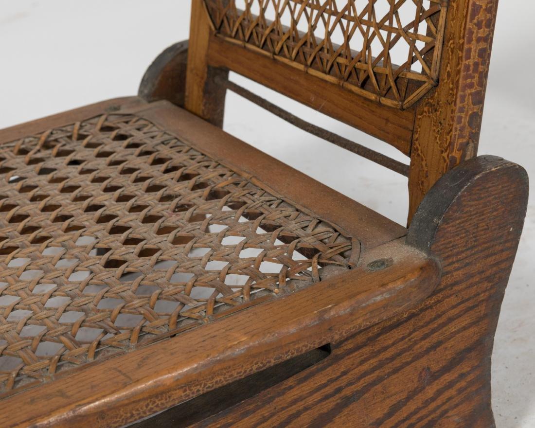 Old Town Folding Canoe Seats - 4