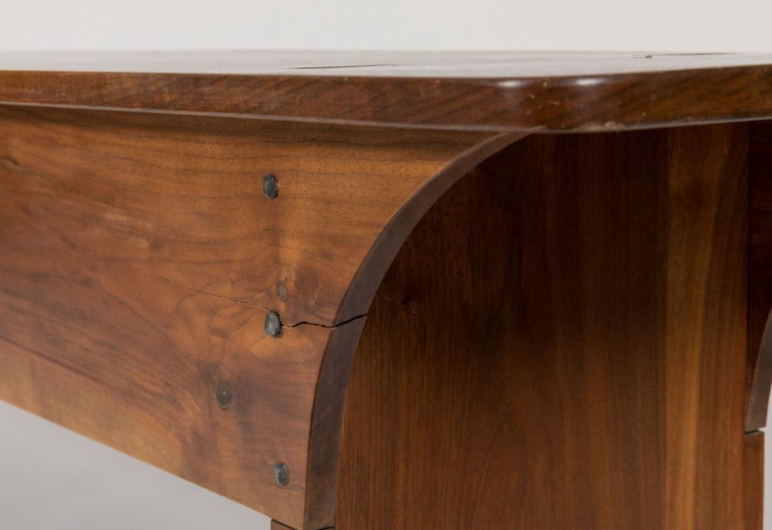 Handmade Walnut Bench - 3