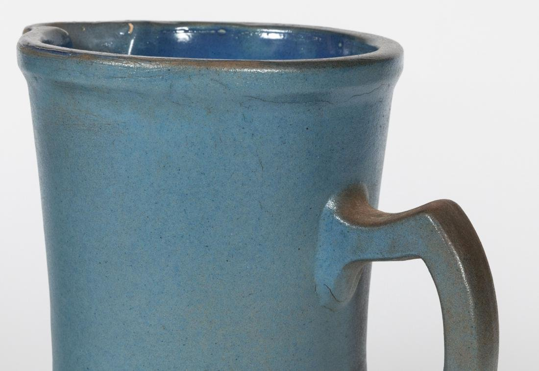 Large Art Pottery Urn and Pitcher - 2