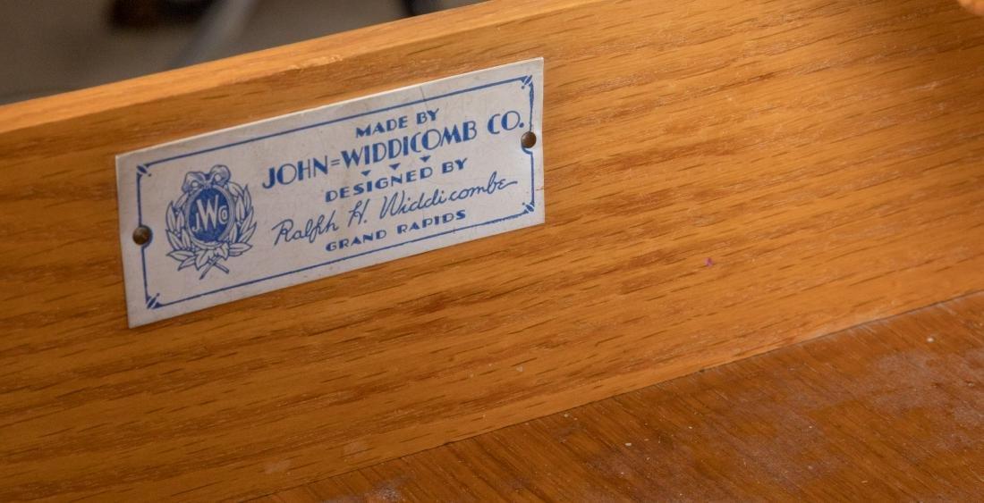 John Widdicomb French Provincial Triple Dresser - 2