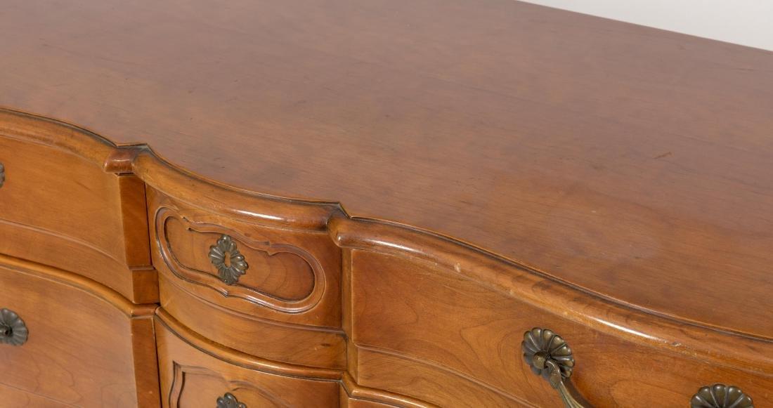 John Widdicomb French Provincial Triple Dresser - 3