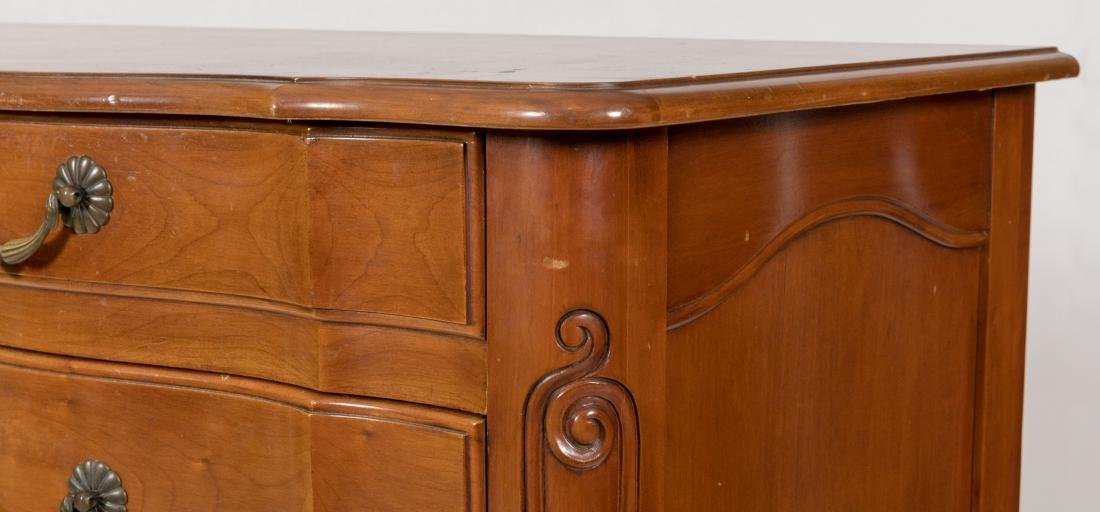 John Widdicomb French Provincial Triple Dresser - 4